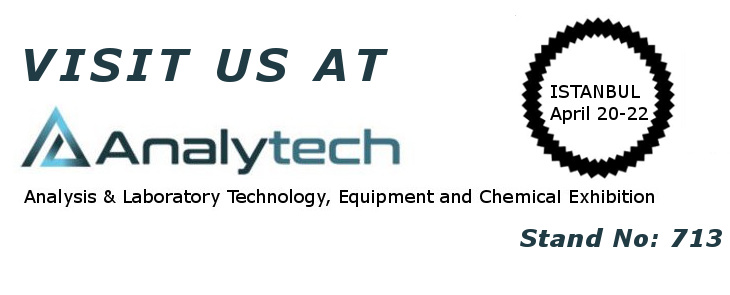 Visit us at Analytech