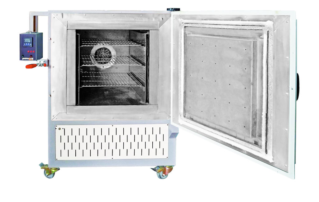 450  and 650 Degrees Celsius High Temperature Oven Series